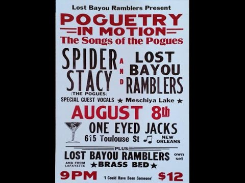 Poguetry in Motion (Live Aug-08,2015)