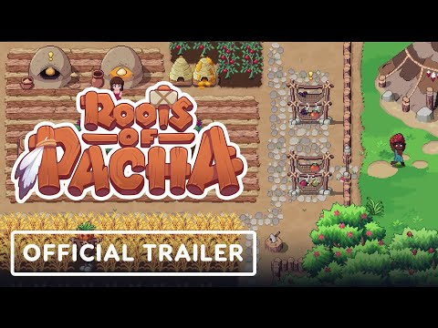 Roots of Pacha - Official Announcement Trailer