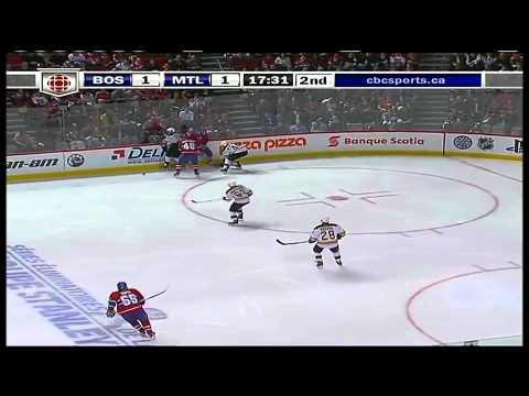 Bruins @ Canadiens Game 6 4/26/11
