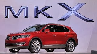 2016 Lincoln MKX - 2015 Montreal Auto Show