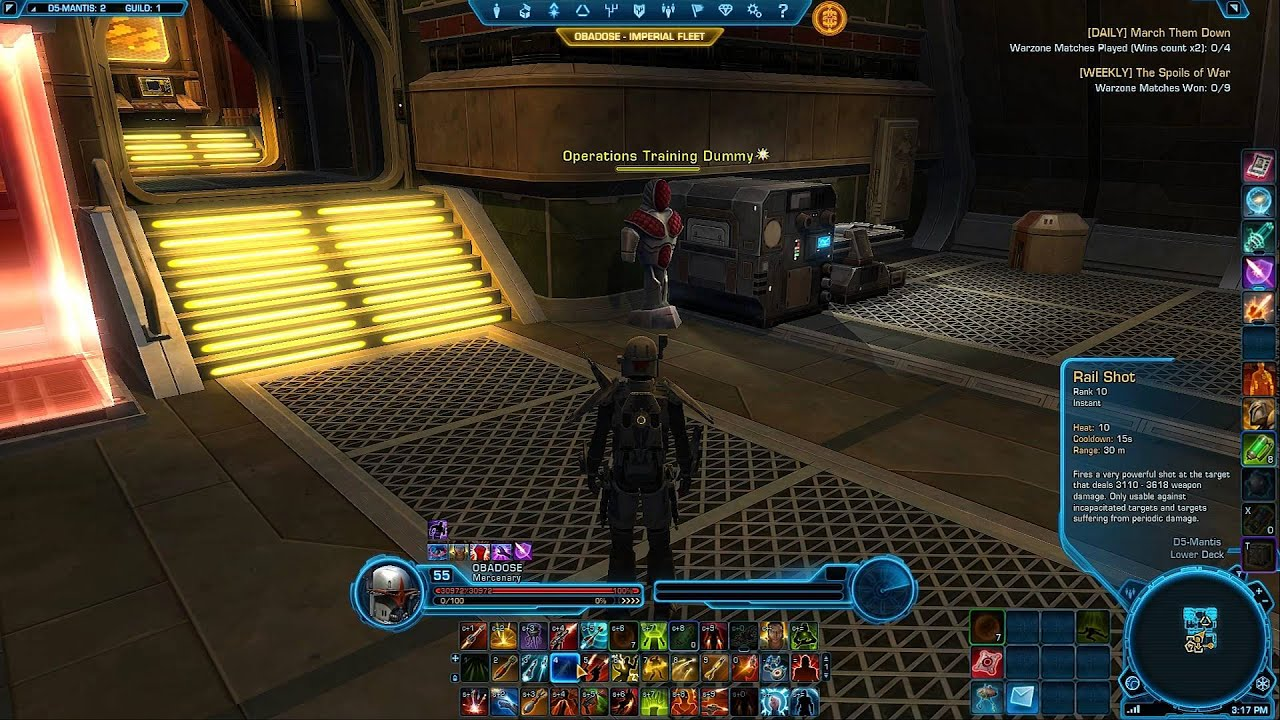 how to download and move swtor