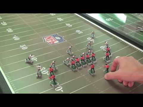 Demo Of Basic Electric Football Plays