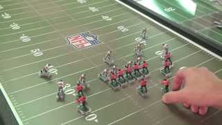 Repeat youtube video Demo of basic electric football plays