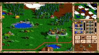 OK. Zagrajmy w Heroes of Might and Magic 2 - Trzeci scenariusz ukończony! [#5]
