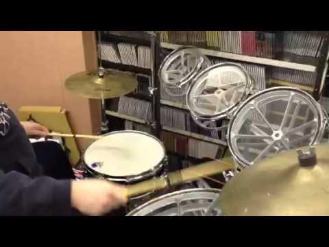how to make a tom tom drum