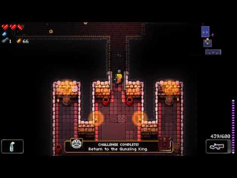 Probably the most conclusive video that shows that defeating jammed bosses does not lower curse.