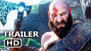 PS4 - God of War Gameplay Walkthrough (2018) Developer Demo