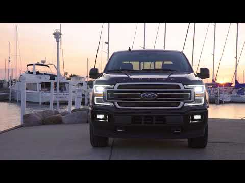2019 Ford F-150 Limited Headlights & Tail Lights