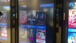 ticket collecting from vox cinemas