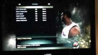 Wie erstelle Al Jefferson auf NBA 2k11
