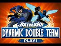 Batman Dynamic Double Team games for kids gry dla dzieci