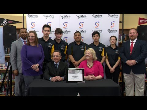 Irving High School's Aviation Program Reaches New Heights With Envoy Air