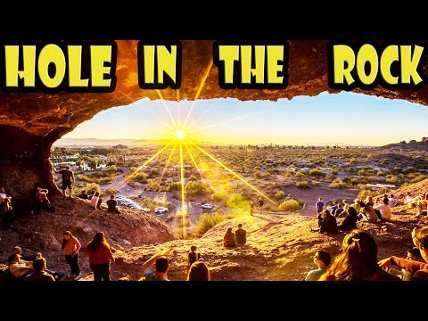 Hole in the Rock Phoenix Travel Guide