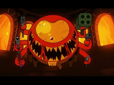 Enter the Gungeon - Launch Trailer