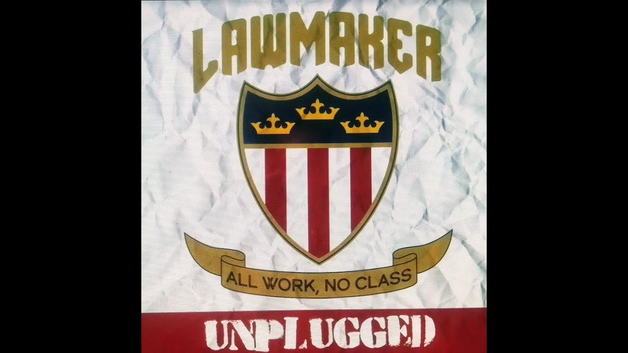 """Download Lawmaker - """"Working Poor"""" Lawmaker Records - A BlankTV World Premiere Quarantine Acoustic Video!"""