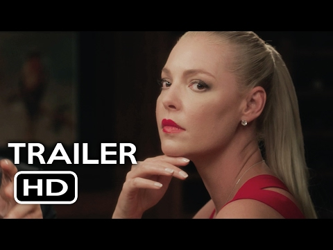 Unforgettable Official Trailer #1 (2017) Katherine Heigl, Rosario Dawson Thriller Movie HD