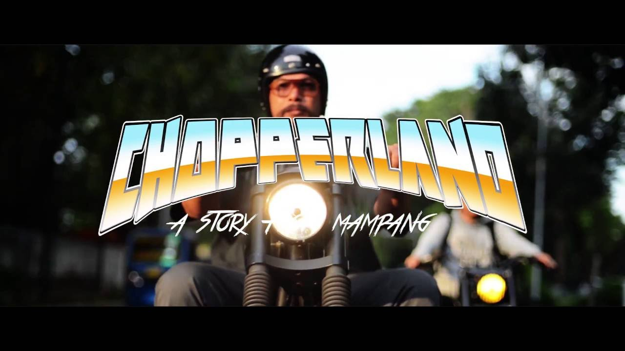 Chopperland - Short film (with English Subtitle)