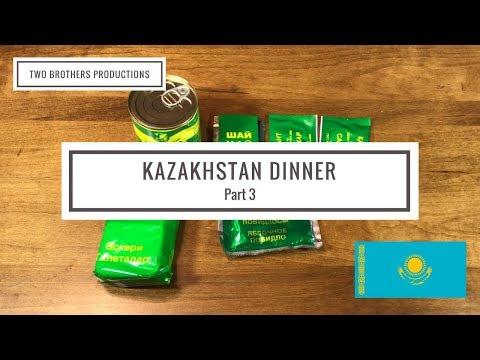 Kazakhstan 24 Hour Ration pt. 3 (Grand Finale)