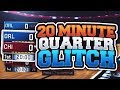 NBA 2K18 Game Breaking Glitch! Unlock ALL Badges FAST! Rep up QUICK!