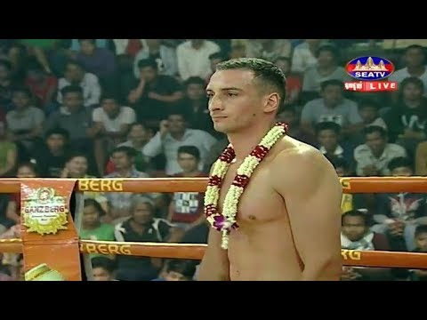 Puy Vannak vs Kevin(france), Khmer Boxing Seatv 17 March 2018, Kun Khmer vs Muay Thai