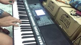 Nỗi lòng người tha hương DJ Organ S750