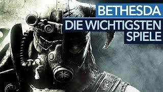 Darum sind Skyrim und Fallout so erfolgreich - Bethesdas Meilensteine