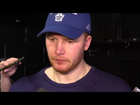 Maple Leafs Post-Game: Frederik Andersen - April 21, 2018
