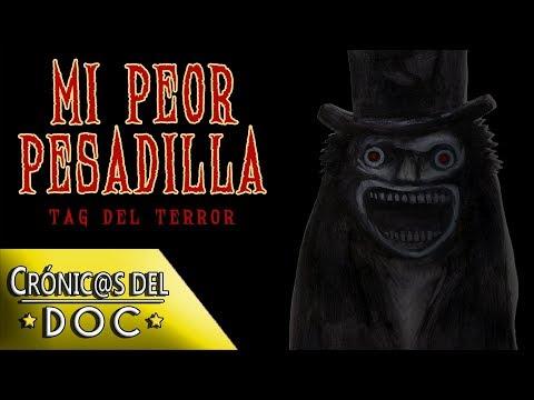 CRÓNICAS DEL DOC: Tag Del Terror (Especial De Halloween)