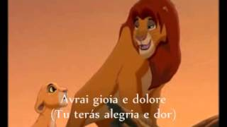 The Lion King 2 - We are One (Italian) Lyrics&Translation in PT-PT