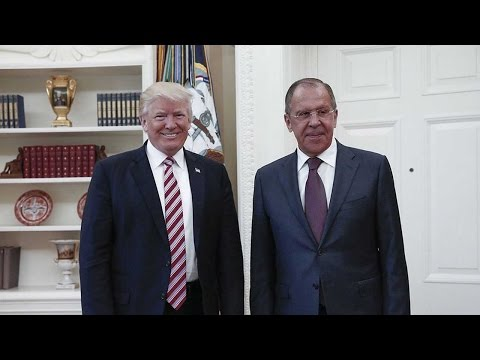 Trump under fire after reportedly revealing classified info to Russians