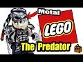 The Predator Movie LEGO Custom Minifigures 2018