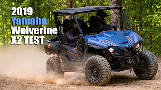 2019 Yamaha Wolverine X2 Test Review
