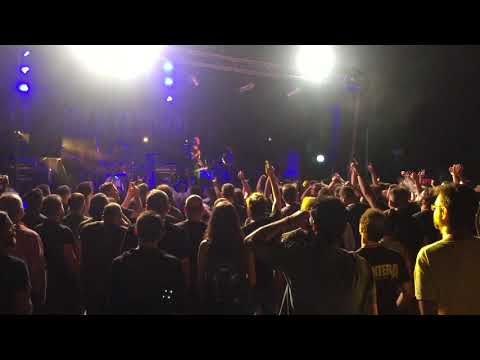 Planet of Zeus leftovers live at Let's Rock festival Inofita 2017