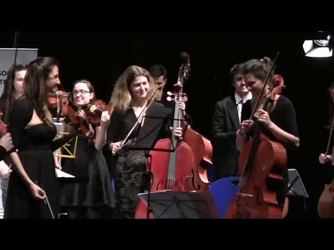 Turkmen dance - Concert for refugees Berlin November 2016