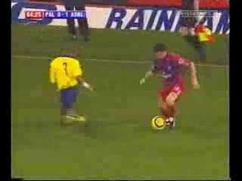 Palace vs. Arsenal