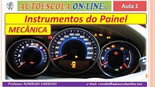 37 Mecânica - Instrumentos Painel + Peças Motor e Funcionamento