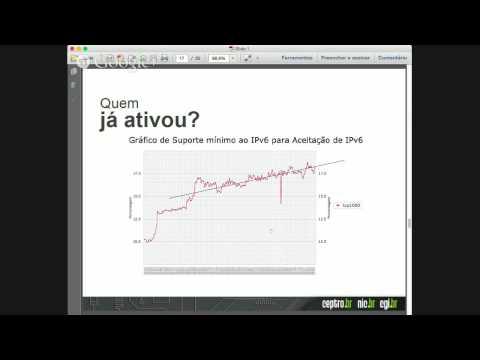 Webinar: Ative o IPv6 em seu site ou serviço na Internet!