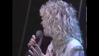 Lena Biolcati - Grande grande amore (Cantagiro 1990)