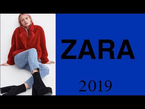 ZARA. Одежда с примеркой 2019. Shopping. 1 Часть
