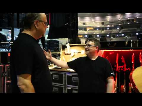 Backstage Pass with Imagine Dragons  •  Wildwood Guitars
