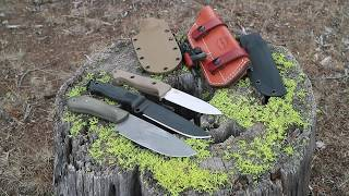 Finally my Perfect Survival Knife - Coyote Works Survival Knife