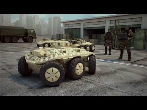 Vũ khí tương lai do do Nga sản xuất