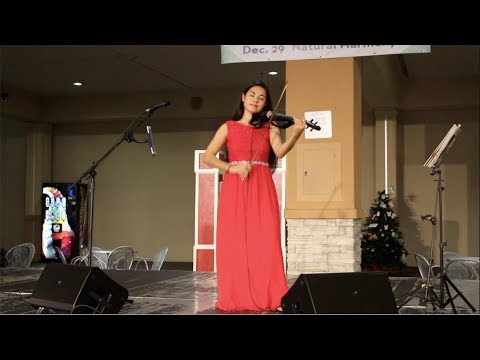 Carol Of The Bells - Lindsey Stirling (Violin Cover by Kimberly Hope)