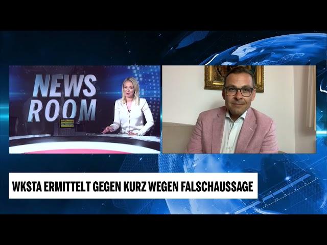 Österreichs Regierungssitzungen künftig aus dem Häfen? Gerald Grosz im Live Interview