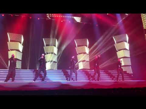 I'll never break your heart - Backstreet Boys Live in Dubai 2018