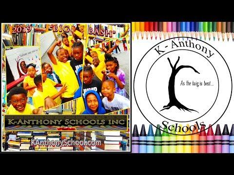 "K Anthony Schools 2019 ""Big Bash"""
