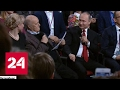 Путин рассказал свой любимый анекдот