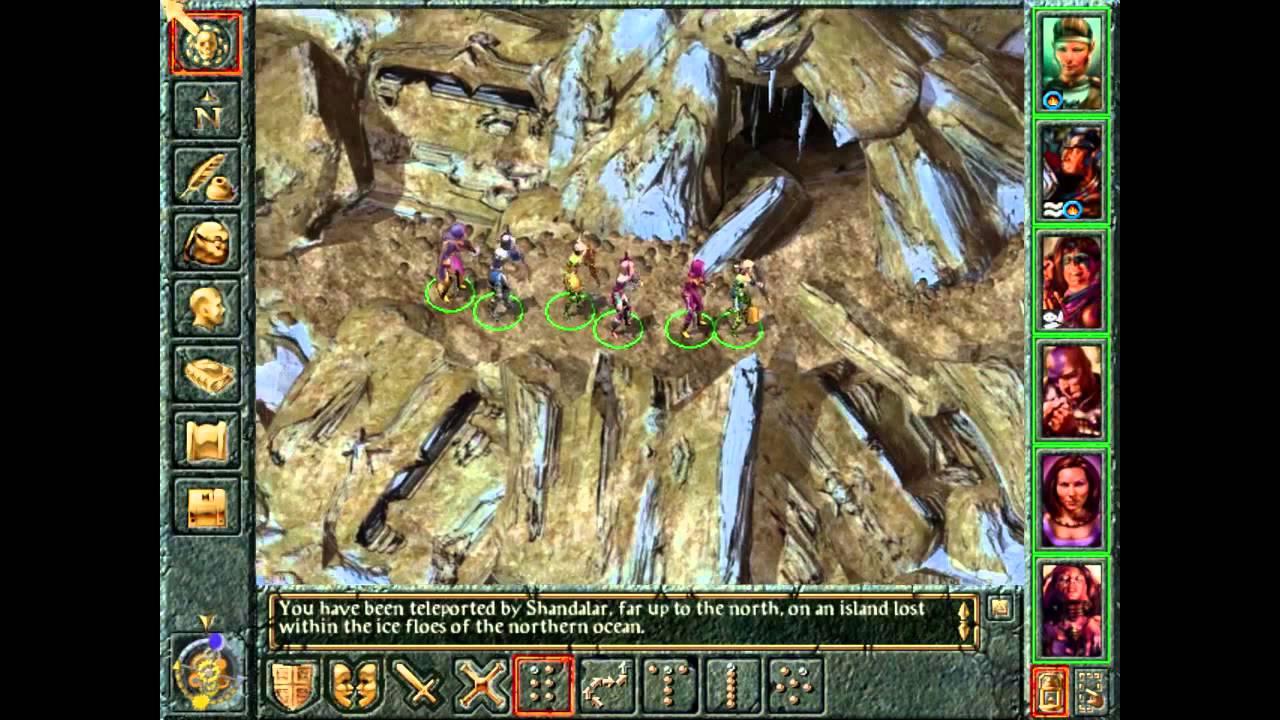 Baldur S Gate Tales Of The Sword Coast Part 1 Youtube