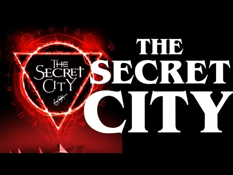"""The Secret City"" by CJ Daugherty & Carina Rozenfeld - Official Book Trailer"