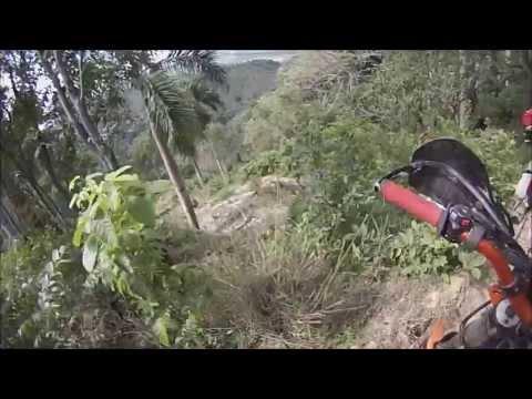 Enduro in Dominican Republic with Cabarete enduro tours